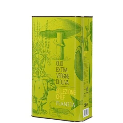 Extra Virgin Olive Oil - Chef Selection - 3L - Planeta